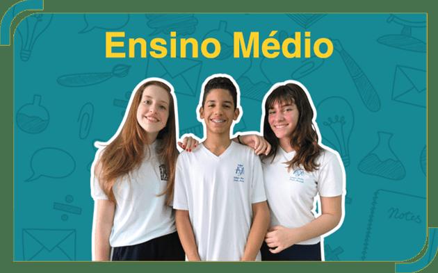 Colégio Madre Paula Montalt Ensino Médio